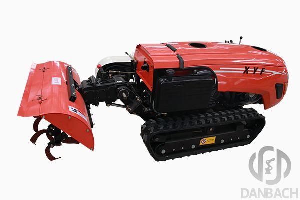 农业旋耕机器人