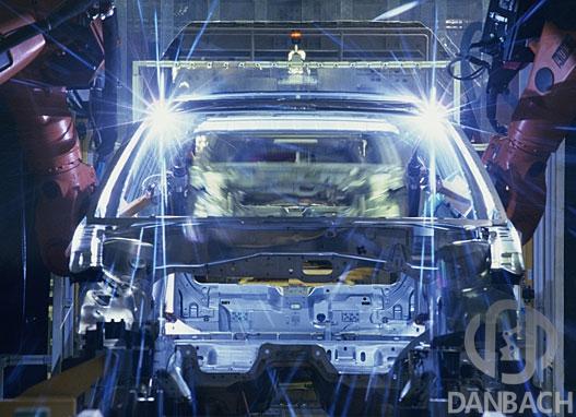 汽车行业AGV应用解决方案